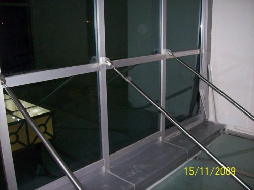 Covered Curtain Wall Systems