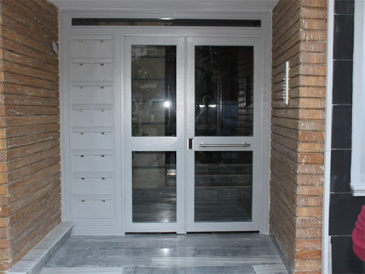 Apartment Entrance Doors